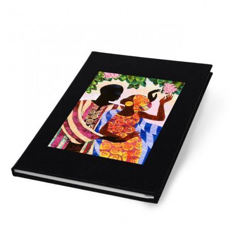 """""""In The Garden"""" Address Book"""