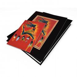 """Nazinga"" Gift Set, artwork by Carlos Spivey"