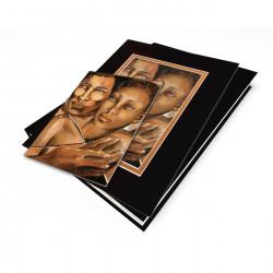 """Embrace"" Gift Set, artwork by Carlotta Swain-Ward"