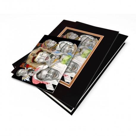 """Diversities of Heritage"" Gift Set, artwork by Carlotta Swain-Ward"