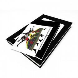 """Moja"" Gift Set, artwork by Charles Bibbs"