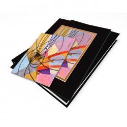 """""""Braids"""" Gift Set, artwork by Dexter Griffin"""