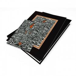 """Zebra Inspired"" Gift Set, artwork by Dexter Griffin"