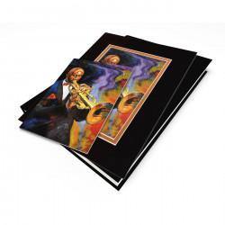 """""""Cool Jazz"""" Gift Set, artwork by George Bernard III"""