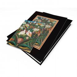"""Birds, Flowers and Leaves"" Gift Set, artwork by Fritzner Alphonse"