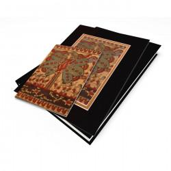 """The Lord Krishna"" Indian Textile Gift Set"