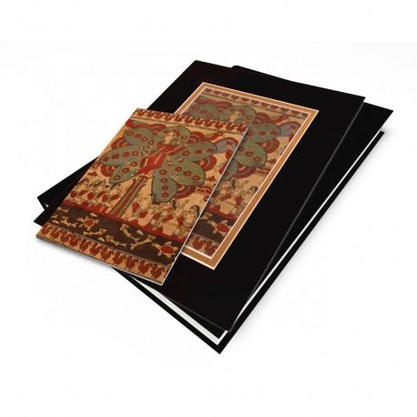 """""""The Lord Krishna"""" Indian Textile Gift Set"""