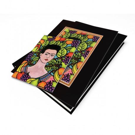 """Frida & Her World"" Gift Set, artwork by Hector Guerra"