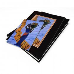 """Bearing Fruit"" Gift Set, artwork by Gloria Lovelady"