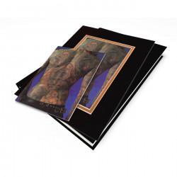 """Gorillas in the Mist"" Gift Set, Tattoo Art by Ian of Reading"