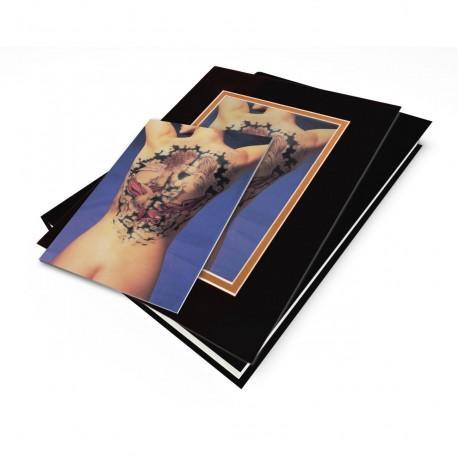 """Angel Baby"" Gift Set, Tattoo Art by Larry Edwards"