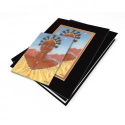"""Oshun"" Gift Set, artwork by Carlos Spivey"