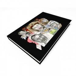 """""""Diversities of Heritage"""" Blank Journal"""