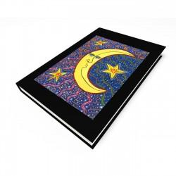 """""""The Moon and The Stars"""" Blank Journal"""