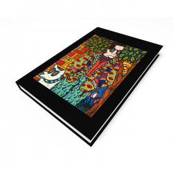 """Cool Dudes"" Journal, art by Hector Guerra"