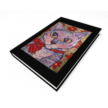 """Matisse"" Journal, art by Tony DiAngelis"