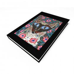 """""""Flora Katz"""" Journal, art by Tony DiAngelis"""