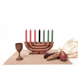 Kwanzaa Kit Style B, with Tulip Unity Cup