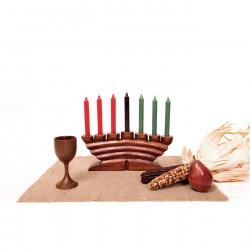 Kwanzaa Kit Style C, with Tulip Unity Cup