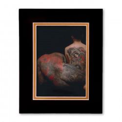 """""""Peter & Toyomi"""" Matted Print"""